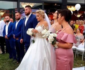 ლაშა ტალახაძის გრანდიოზული ქორწილის დეტალები - ახალგაზრდა სპორტსმენს დაქორწინება კახა კალაძემ, დავით ნარმანიამ და ჩემპიონებმა მიულოცეს