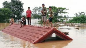 ლაოსში კაშხალი ჩამოინგრა – ასეულობით ადამიანი დაკარგულია