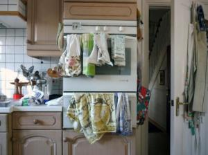 5 რამ, რაც აუცილებლად   უნდა გარეცხოთ ყოველდღიურად სახლის დალაგებისას