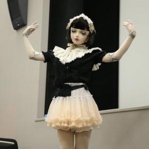 იაპონიაში ცხოვრობს გოგონა,რომელიც თოჯინას უფრო წააგავს ვიდრე ადამიანს