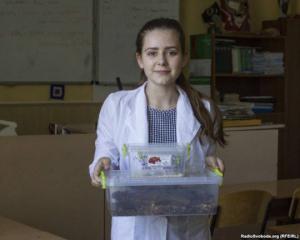 16 წლის გოგონამ  პოლიეთილენის  პაკეტების გადამუშავების  ხერხი აღმოაჩინა