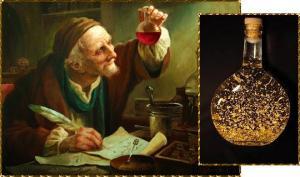 ალქიმიკოსების ოქრო