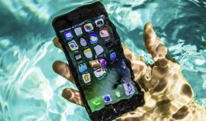 ტელეფონი თუ წყალში ჩაგივარდათ...