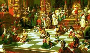 სისხლიანი ჭადრაკი