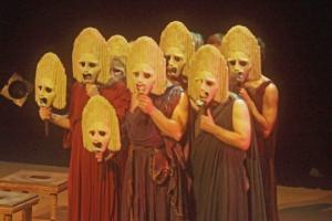 ნეტარი ავგუსტინე თეატრალური ხელოვნების შესახებ