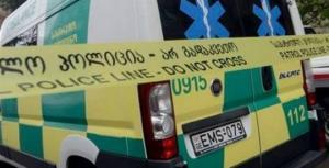 თელავის რაიონის ერთ–ერთ სოფელში ავარიის შედეგად 8 ადამიანი დაშავდა
