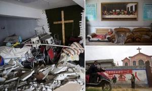 ჩინეთის ხელისუფლებამ გადაწყვიტა, ბოლო მოუღოს ქრისტიანულ რელიგიას
