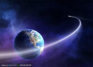 """კომეტა """"დაუჯერებელი  ჰალკი"""" დედამიწას საფრთხეს აღარ უქმნის"""