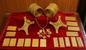 იბერიული  ოქრო   თუ  ფინიკიელების  საჩუქარი,  ანუ რა კავშირია   ქართულ  და ბასკურ ოქრომჭედლობას  შორის