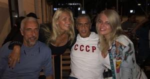 """მოსკოვში ღამის კლუბში სასტიკად სცემეს ფილმ """"ტაქსის"""" მთავარი გმირი სამი ნასერი"""