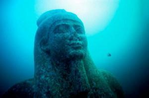 ლეგენდარული ჩაძირული ქალაქი ჰერაკლიონი აღმოჩენილია