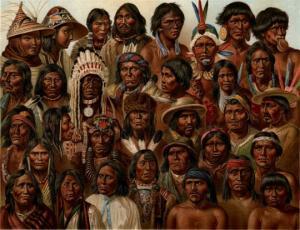 რამდენი იყო ამერიკის კონტინენტების მოსახლეობა კოლუმბის აღმოჩენამდე?