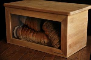რატომ უნდა გაწმინდოთ პურის შესანახი კონტეინერი ძმრით?