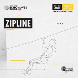 Echowaves ფესტივალის დღიური აქტივობები