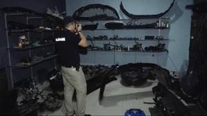 ნაქირავები 6 მანქანის ნაწილებად გაყიდვის ფაქტზე თბილისში 3 პირი დააკავეს