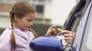 ბავშვებს ნუ გაუშვებთ ეზოში მარტოს! - სოციალურ ქსელებში საგანგაშო ინფორმაცია ვრცელდება