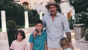 კახი კალაძის ბოლოდროინდელი ფოტოები ოჯახთან ერთად შვებულებიდან