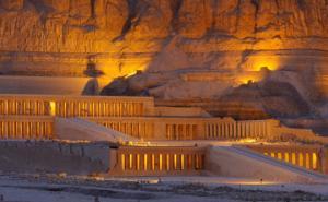 10 ულამაზესი ეგვიპტური ტაძარი