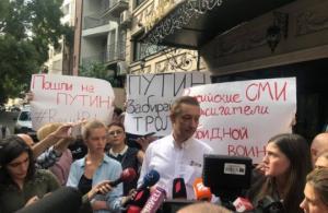 რუსეთი ოკუპანტი არ არის – ტერიტორია ეკუთვნის იმ ხალხს, ვინც იქ ცხოვრობს - თბილისში მყოფი რუსი ჟურნალისტი