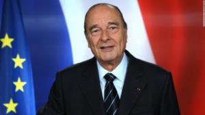 საფრანგეთის პრეზიდენტის (1995-2007) გამონათქვამი ჩეჩნებზე