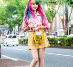 როგორი სამოსით დადის იაპონიის ქუჩებში ახალგაზრდობა (ნაწილი 4)