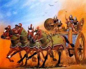 ძვ.წ. XXXI საუკუნიდან ახ.წ. XXI საუკუნემდე მსოფლიოში მომხდარი დიდი ომები