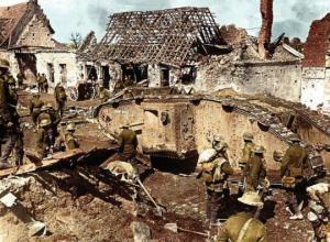 საინტერესო სურათები პირველი მსოფლიო ომიდან