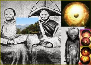 ჩინური ქვის დისკების საიდუმლო