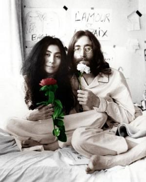 ქალი, რომელმაც  The Beatles  დაშალა - იოკო  ონოს და  ჯონ ლენონის  სიყვარულის ისტორია
