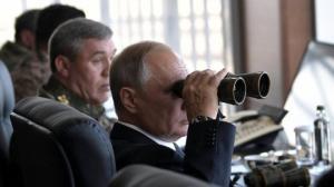 """ვლადიმერ პუტინი:""""რუსეთი მშვიდობისმოყვარე ქვეყანაა""""-რუსეთში ყველაზე მასშტაბური სამხედრო წვრთნები გაიმართა სსრკ-ს დაშლის შემდეგ"""