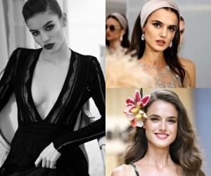 სილამაზე ესპანურად: ესპანელი ლამაზმანები