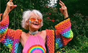 ყველაზე თანამედროვე ბებიები და ბაბუები მთელი მსოფლიოდან