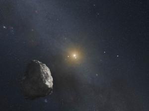 """""""გიგანტური ასტეროიდი დედამიწას უახლოვდება"""""""
