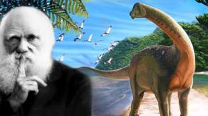 დინოზავრი დარვინიზმის  წინააღმდეგ (მხოლოდ ის თუ შეძლებს სამეცნიერო «მაფიის» დამარცხებას)