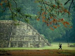 მაიას ცივილიზაციის ერთ-ერთი ქალაქი კოპანი