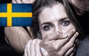ზედმეტი ტოლერანტობის გამო, შვედეთში მკვეთრად იმატა კრიმინალმა, განსაკუთრებით მიგრანტების მიერ შვედეთის მოქალაქე ქალებზე სექსუალური სახის ძალადობებმა