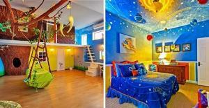 18 საოცარი საბავშვო ოთახი, რომელშიც უფროსებიც სიამოვნებით იცხოვრებდნენ