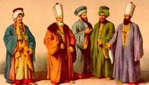ოსმალეთის იმპერიის ქართველი დიდი ვეზირები