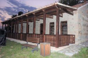 სოფელ მირზაანში, ფიროსმანის მუზეუმის ეზოში ბიძაშვილების სახლი აღადგინეს