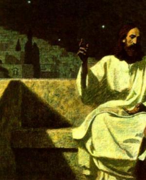 ღმერთი და მეცნიერი (იგავი)