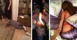 როგორ ერთობიან ახალგაზრდები წვეულებებზე - მეტი პოზიტივი ( ფოტოები )