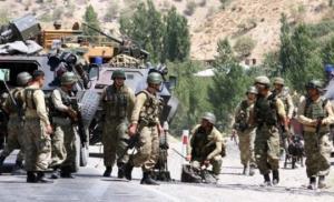 თურქი სამხედროების სპეცოპერაცია PKK-ს ბოევიკების წინააღმდეგ (10.10.2018)