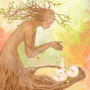 11 ილუსტრაცია, რომელთა ნახვის შემდეგაც მიხვდებით, რას ნიშნავს დედობრივი გრძნობები