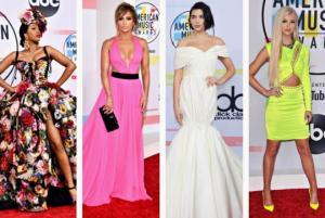 American Music Awards 2018: ყველაზე გემოვნებიანები და უგემოვნოები