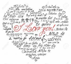 როგორ ვთქვათ ''მე შენ მიყვარხარ'' მსოფლიოს 50 ენაზე?
