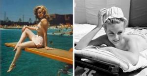 მე-20 საუკუნის ყველაზე ლამაზი ქალების ყველაზე პიკანტური ფოტოები