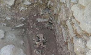 საშიში აღმოჩენა - იტალიაში მეცნიერებმა ვამპირის ჩონჩხი აღმოაჩინეს ( +ფოტოები )