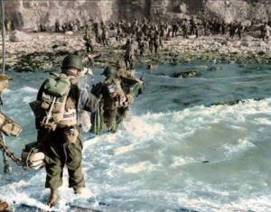 ფერადი სურათები მეორე მსოფლიო ომიდან