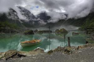 ნორვეგიაში ვიკინგების გემი აღმოაჩინეს