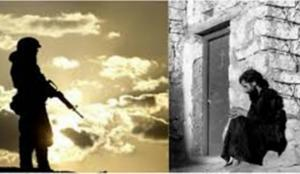 დეპრესიასთან მებრძოლი ოფიცრის და ბერის მოულოდნელი შეხვედრა მიუვალ მთაზე მდებარე ეკლესიაში